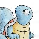 Fanart Fridays: Squirtle